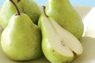 khasiat buah pir untuk kesehatan