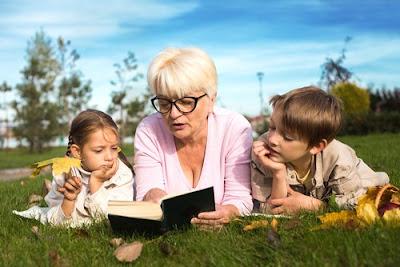 Внуков любят больше, чем детей?