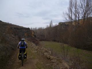 Barranco del río Castilla