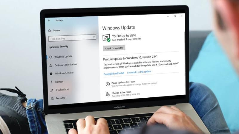 Download Windows 10 May 2021 Update (version 21H1)