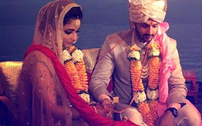 TV-Actor-Dhruv-Bhandari-Shruti-Merchant-wedding3
