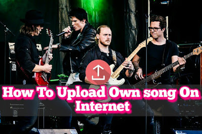 Apna Khud ka Song Internet Par free Upload Karne Ki 5 Website