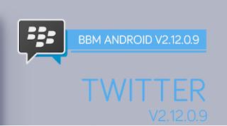 BBM MOD Twitter V2.12.0.9 Apk
