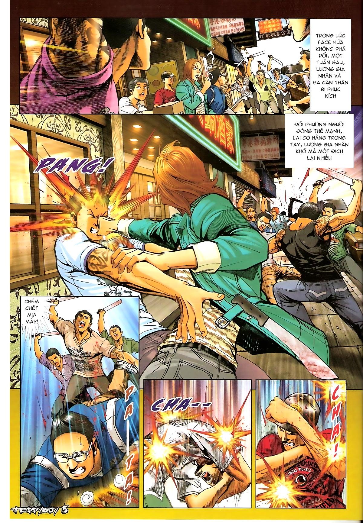 Người Trong Giang Hồ - Chapter 1327: Đàn ông đích thực - Pic 3