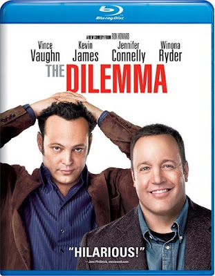 The Dilemma 2011 Dual Audio 350mb 720p  HEVC Download Now