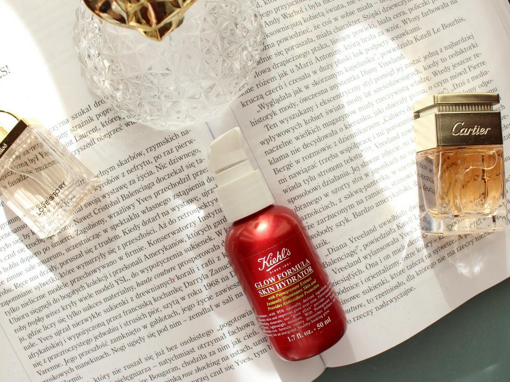 Kiehl's Glow Formula Skin Hydrator czyli blask i nawilżenie