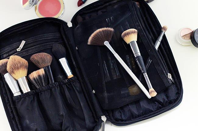 Hotrose Multifunctional Makeup Brush Holder