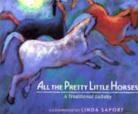 """All the Pretty Little Horses"" picture book for the lullaby, and other ideas for your music class!"