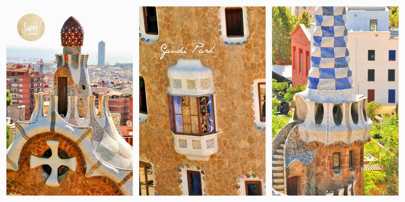 Hiszpania Gaudi