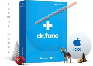 Wondershare Dr.Fone Toolkit For Android & Ios 9.9.0