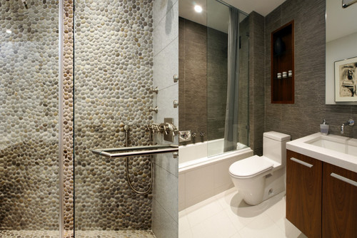 Pebble Tiles – Sognare Tile & Stone / Sognare Kitchen & Bath