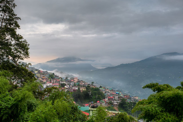 gangtok sikkim travel blog photo