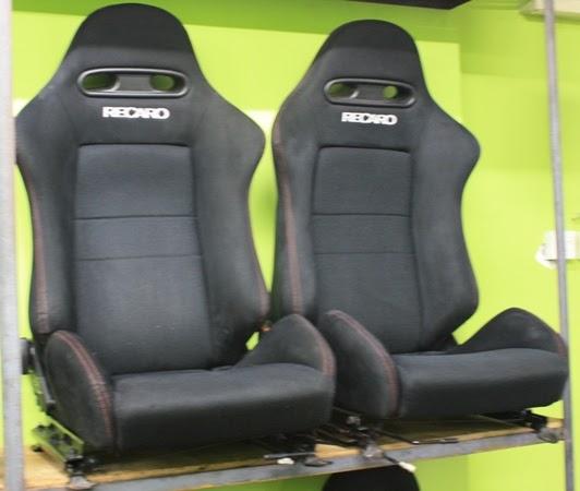 Dingz Garage: Seat Recaro Honda Integra DC5 Type R