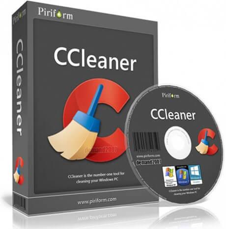 برنامج Piriform CCleaner