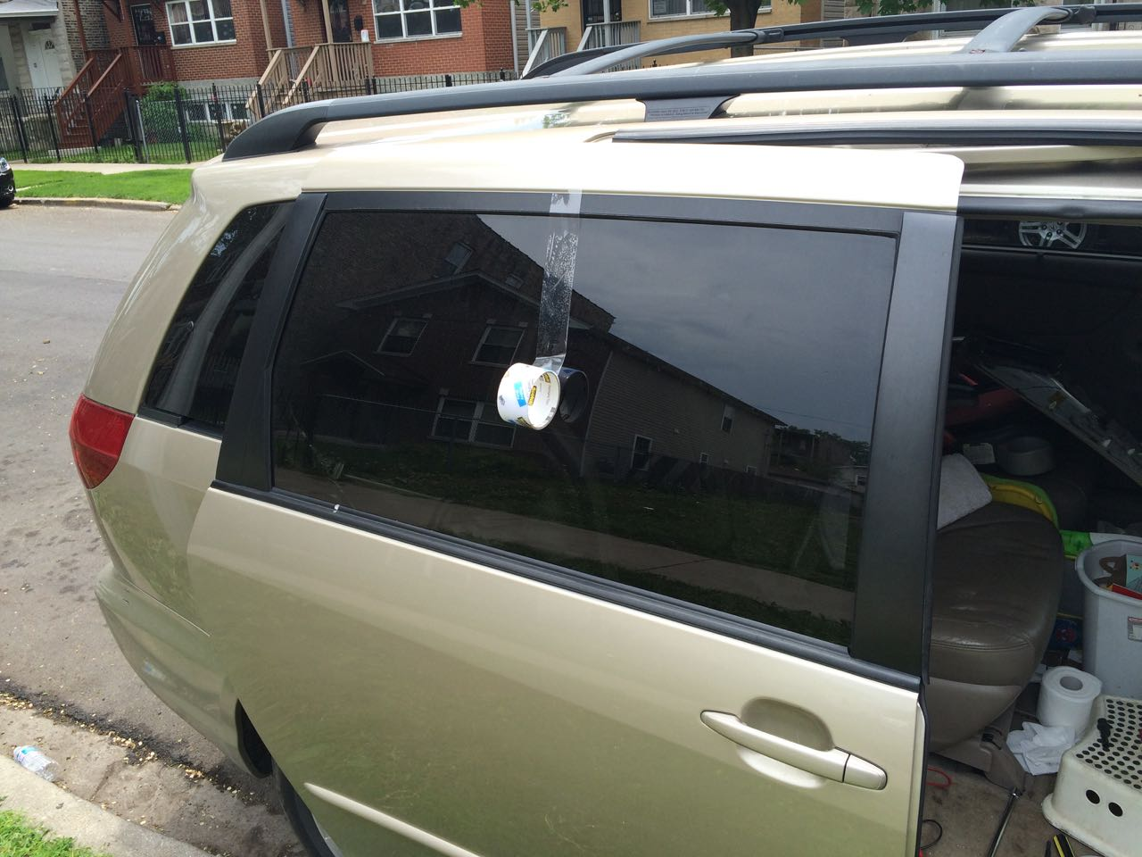 How To Fix 2004 2010 Toyota Sienna Sliding Door Will Not