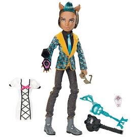 Monster High Clawd Wolf Sweet 1600 Doll