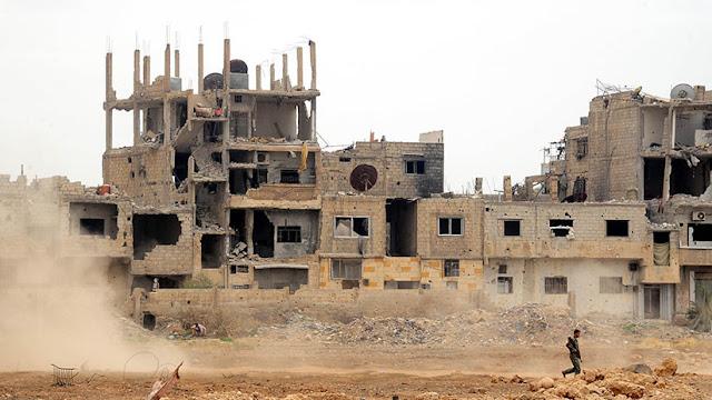 """EE.UU. y rebeldes preparan una """"provocación con el uso de armas químicas"""" en Siria"""