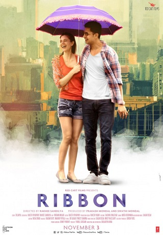 Ribbon 2017 Hindi Full Movie 300MB HDRip 480p