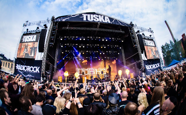 Tuska Open Air 2017
