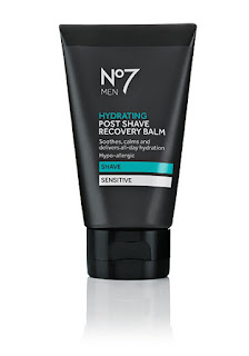 No7 Men Hydrating Post-Shave Recovery Balm ($13.00 x 50 ml)
