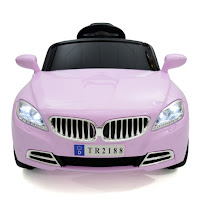 bmw m6 grand coupe battery toy car