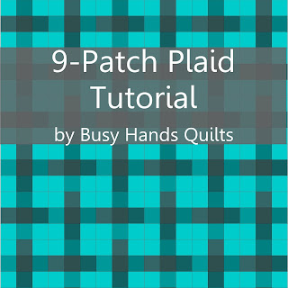 9-Patch Plaid - a Free Tutorial