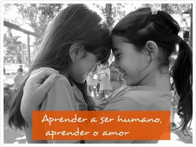Aprender a ser humano, aprender o amor