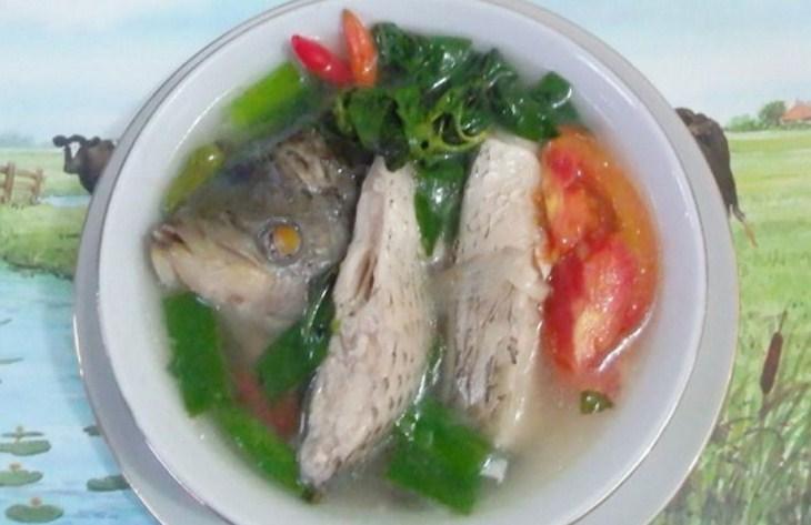 Resep sup ikan kakap super enak