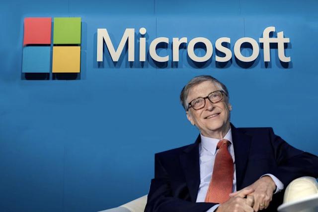 Pendiri Microsoft Bill Gates Mundur Dari Perusahaannya