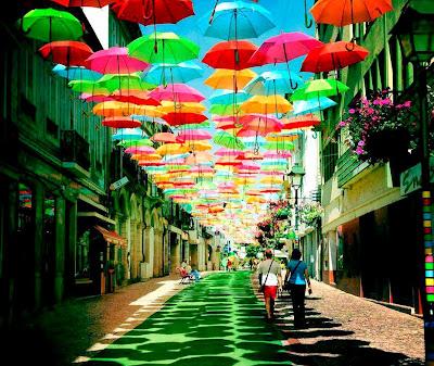 warna warni buat santapan mata minda dan jiwa