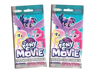 MLP The Movie Trading Cards Set Coming Later This Year