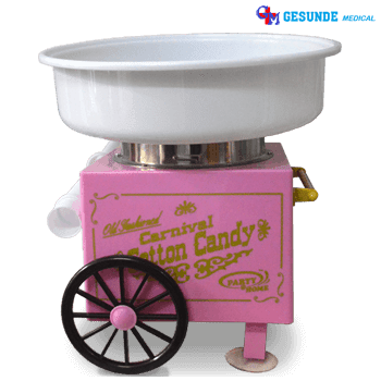 Mesin Pembuat Permen Gula | Mesin Cotton Candy