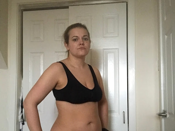 My fitness Journey back with results with lucy