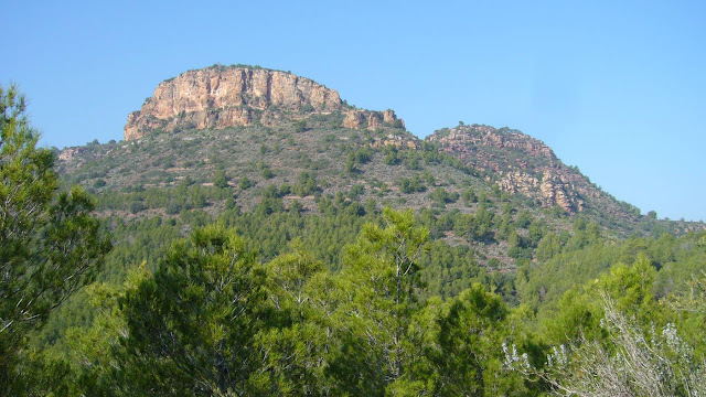 El Pico del Águila de Gilet
