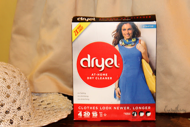Dryel gives you the freedom to wear what you want.