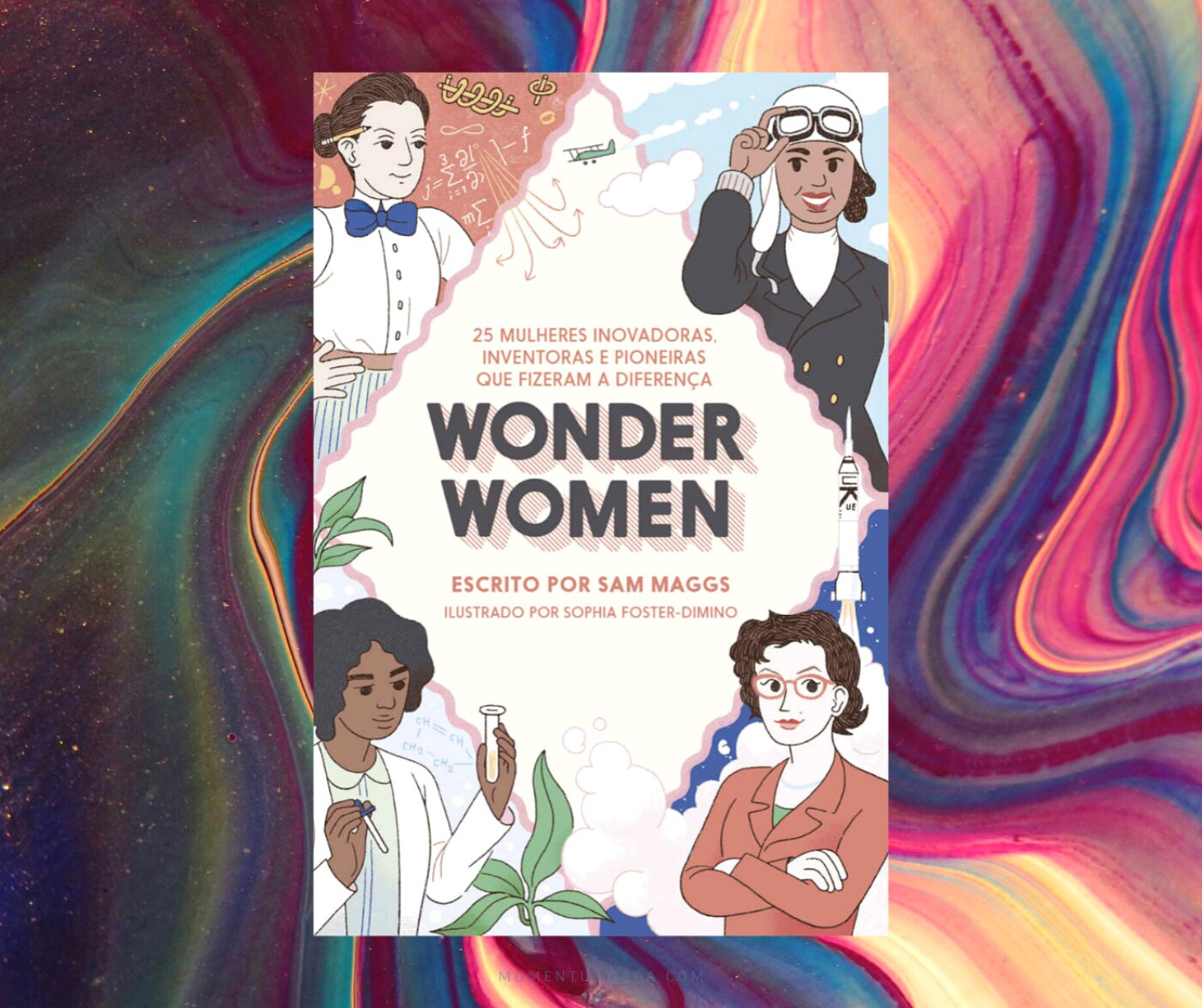 Resenha: Wonder Women, de Sam Maggs