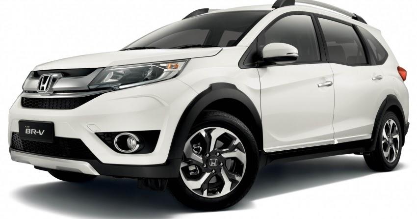 25 Gambar Honda BRV 15L Harga RM85800 Khas Pasaran Malaysia