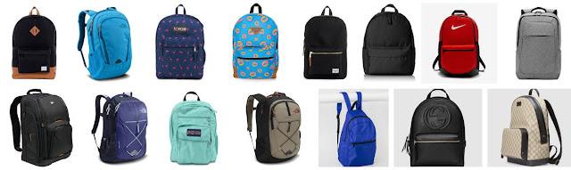 Pabrik tas dan konveksi jasa pembuatan tas ransel, tas wanita murah di cinere limo