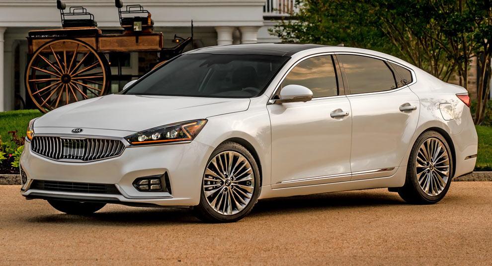 Superior All New Kia Cadenza, Even MORE Luxury And Refinement.