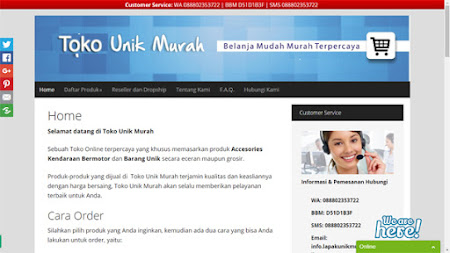Verifikasi Toko Online Terpercaya No 1 Di Indonesia