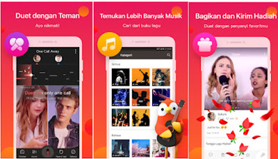 aplikasi karaoke terbaik dengan fitur lengkap untuk hp smartphone
