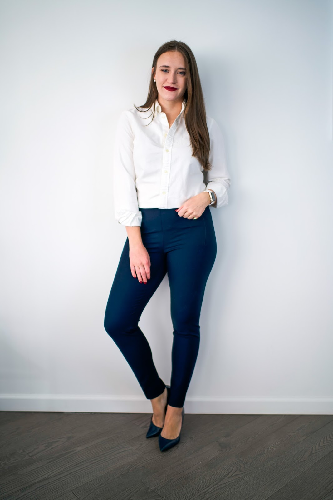 The Ultimate Work Pant Review by popular New York fashion blogger Covering the Bases