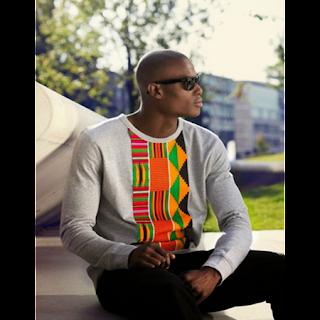 stylish african sweatshirt