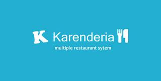Karenderia v4.8 - Çoklu Restoran Sistemi