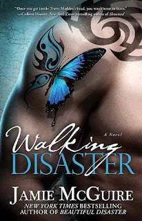 Review: Walking Disaster by Jamie McGuire