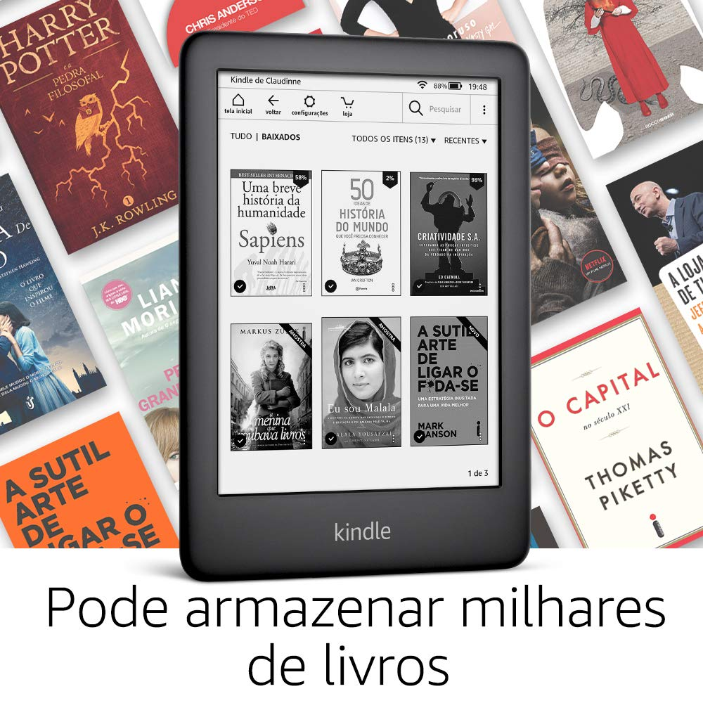 Kindle: eu indico!