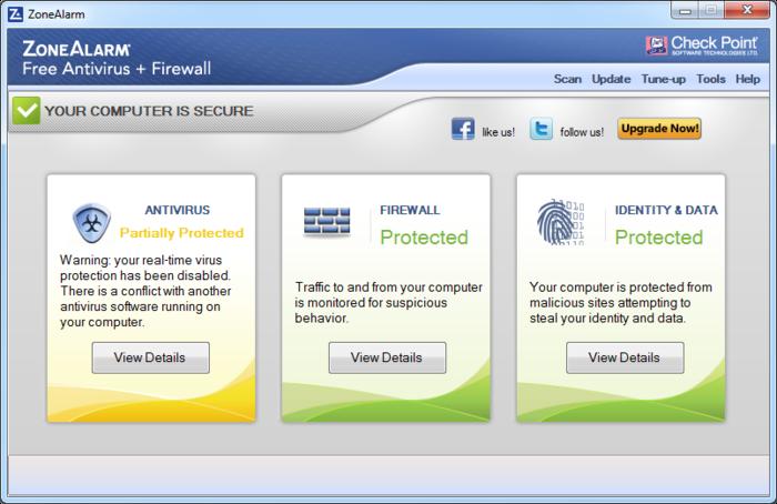 Mejor antivirus gratuito zonealarm-free-antivirus-firewall