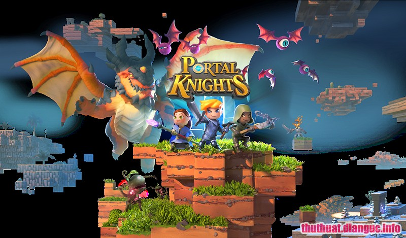 Download Game Portal Knights PC Full Cr@ck