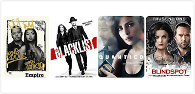 Top 10 séries américaines renouvelées en Septembre 2016