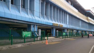Alamat Stasiun Juanda